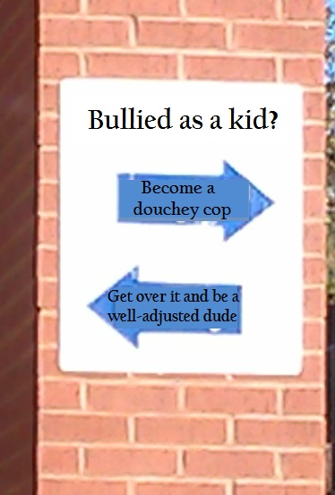 Bullied as a kid?