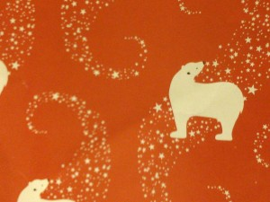 Christmas wrapping paper_2