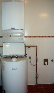 This is a type of gas water heater